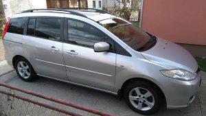 Mazda 5.dizel 7.sjedista zamjena za manji auto