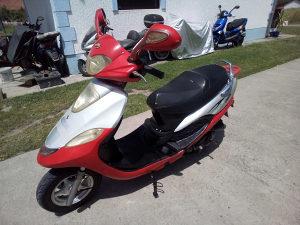motocikl lifan 50cc reg trajno