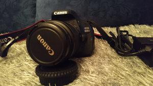 CANON 600D sa 18-55mm ko nov ! Okidanja 10935