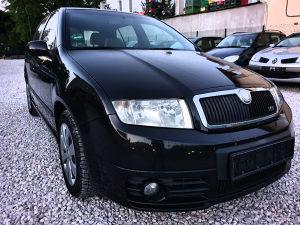 Škoda Fabia 1.9 tdi VRS SPORT