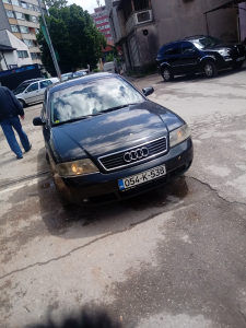 Audi A6 automatik
