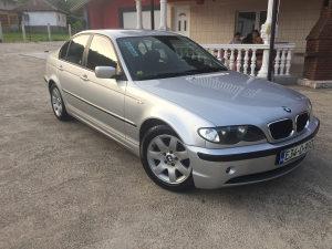 BMW E46 320D 110KW REGISTROVAN
