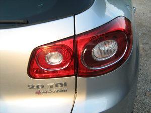 Desna vanjska stoplampa vw tiguan 2010 god. stopka