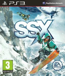 SSX PS3 ORIGINAL