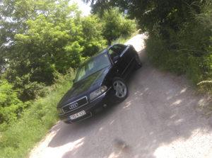 AUDI A8 QVATRO