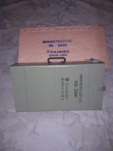 Detektor metala MI 2000 Cajavec