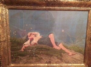 Vilerov goblen Pastir Usnuli djecak