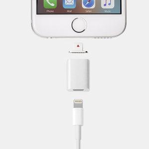 iPhone Moizen SNAP Magnet Charging Adapter