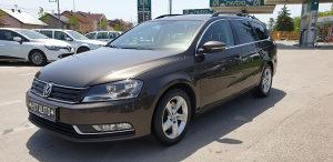 VW PASSAT 7 1.6 TDI 77KW 2014 NAVI PASSAT VII