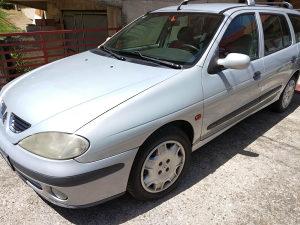 Renault Megane ac-karavan