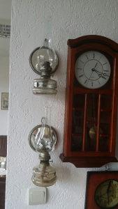 Starine antikviteti lampa stara na gas petrolej