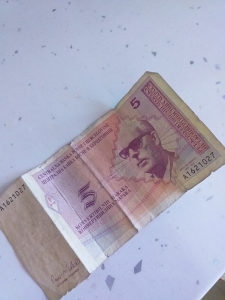 Novčanica original