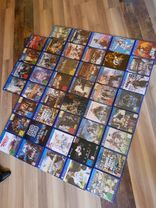 Sony PS4 igre od 20km pa na dalje....