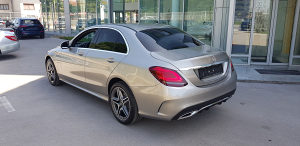 Mercedes-Benz C 220 d 4M AMG Line