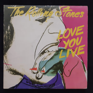 The Rolling Stones ‎– Love You Live