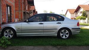 BMW 3 2.0 TDI