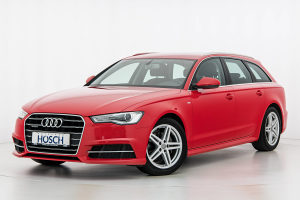 Audi A6 Avant 2.0 TDI quattro S-Line S-tronic