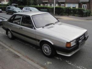 Audi 80/90 Quattro Typ 85 4x4