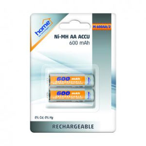 Baterija PUNJIVA AA 600MAH BLISTER 2komada