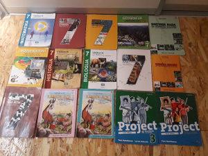 Knjige za 7 razred devetogodisnje skole