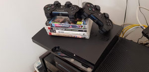 PS3 playstation 3 slim