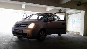 Opel Meriva 1.6 Benzin | Easytronic