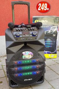 Bluetooth zvucnik sa mikrofonom