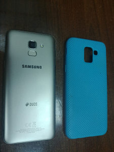 SAMSUNG J6 DUOS GOLD