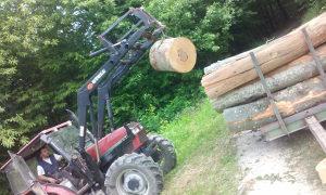 Traktor Case 4210