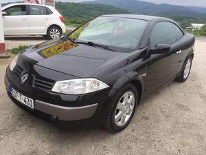 Renault Megan kabriolet 1,9 dci