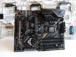 Matična Ploča ASUS TUF Z370 PRO GAMING Socket 1151 V2
