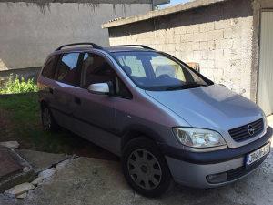 Opel Zafira 7 sjedista