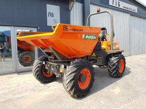 Demper Ausa D 600 APG