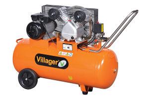 Kompresor za zrak Villager VAT VE 100L 2 cilin.