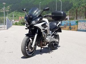 Yamaha fazer fz6 S2 23 000 presao moze zamjena NOVIJE
