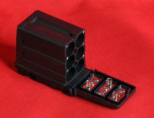 dapter AA baterije na Sony NP 550 750 950