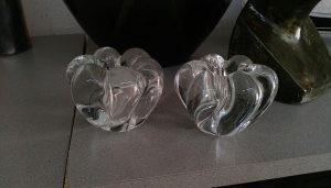 Svijecnjaci kristal 2x