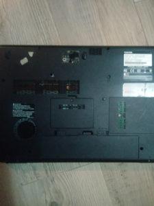 Toshiba L500 1V1