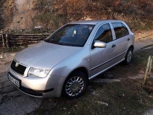 Škoda FABIA, tek registrovana