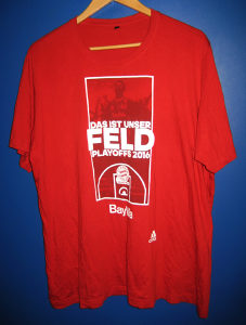 Muška majica Bayern Munchen Basketball - adidas