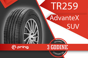 235 60 16 TRIANGLE ADVANTEX SUV - TR259 R16