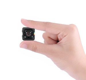 Mini špijunska kamera SQ11 1080P Full HD