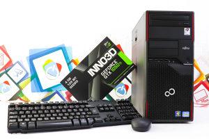 Računar Fujitsu P700; i5-2400; GTX 1050Ti; 320GB HDD