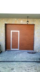 Segmentna sekciona vrata
