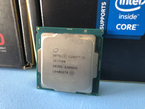 Procesor - Intel Core i3 7100 - 3.90