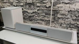 Sound bar Philips / USB HDMi SCART / RADIO /