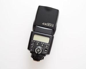 Canon Speedlite 430 EX II speedlite blic bljeskalica