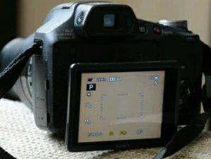 Sony HX100v 16,2mp