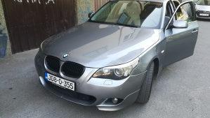 BMW 525 dizel P R O D A N O zamjena za manje