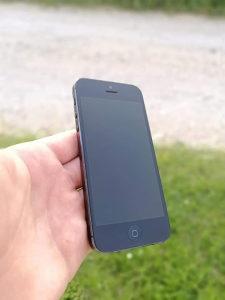 Apple iPhone 5 Black/Slate 16GB